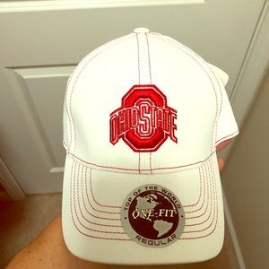 Ohio State fitted hat